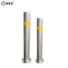 High Quality stainless steel bollards security road traffic led bollard fixed bollard