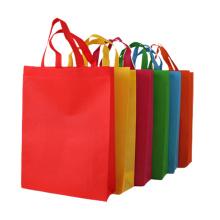 Eco-friendly cheap promotional shopping non woven bag