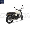 MASH BROWN EDITION 125ccm Einspritzung Body Kit Motorteile Originalersatzteile