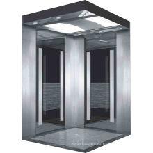 Elevador de sala de máquinas pequeñas con capacidad de 1000 kg