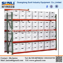 Dongguan Supplier Medium Duty Lagerung Stahl Cargo Rack