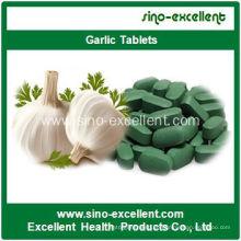 Hochwertige Körperbau Knoblauch-Tabletten