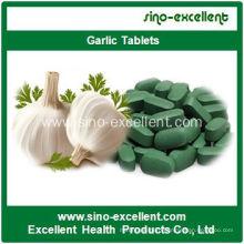 High Quality Body Building Garlic Tablets
