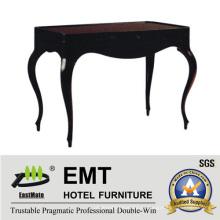Мебель из журнального столика из твердой древесины (EMT-CT01)