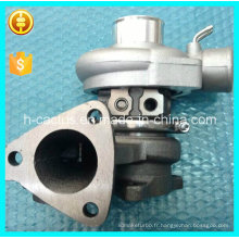 Td04 Turbo 49177-01504 / 49177-01513 / 49177-01515 / Mr355220 pour turbocompresseur Mitsubishi L300 4D56