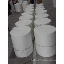 Couverture en fibre de céramique pour Procurection de Feu