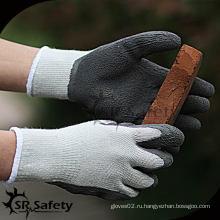 10G акриловые латексные защитные рабочие перчатки зимние перчатки латексные перчатки