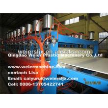CE certification hot sell wpc foam board making machine