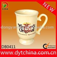 Factory direct wholesale 11OZ glazed ceramic tea coffee cups
