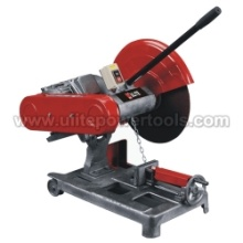 New 2200W 400mm Heavy Duty Steel Cut Off Machine with Iron Base