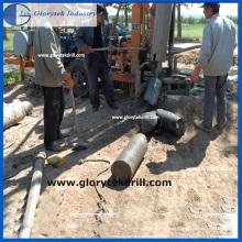 Plataforma de perforación utilizada para Wells