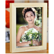 "Wood 7"" Photo Frame, Promotional A3 Photo Wall Frame"