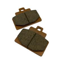 Motorcycle Parts HS041 motor brake pad disc ceramic brake pad cheap e-mark for SFA301/SBS 153/SBS 224