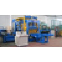 Top quality diesel engine manual interlocking clay brick making machine