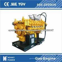 Fabricantes del generador del motor de gas (marca china Googol, puerto de Shenzhen)