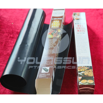 PFOA Free and Non-stick Grill Mat BBQ