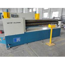 W11f-3X2500 asymmetrische mechanische Art Roll-und Biegemaschine