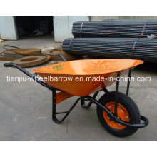Wb6400 Building Construction Tools and Equipment Heavy Duty Wheelbarrow for Sale