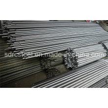 Tuyaux en acier sans soudure structurels pour les matériaux de construction