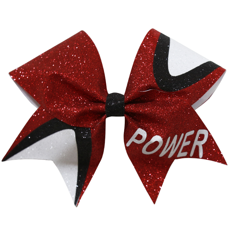 custom bows cheer
