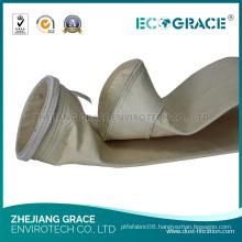 5 Micron Filter Bag / Mesh PPS Bag Filter for Industrial Filtration