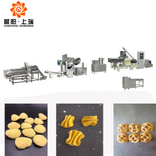 Puffed Bugles Doritos Chips Fried Snack Production Line