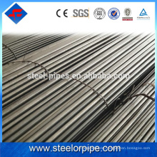 China billig Großhandel modische halbe runde Stahl bar