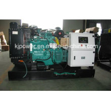 Silent Power Generator Set Powered by Cummins Diesel Motor (25kVA-250kVA)