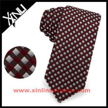 Silk Burgundy Ties Silk
