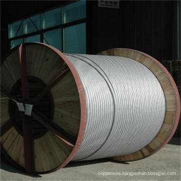 Electrical Cable Acs Aluminum Clad Steel Strand Wire for Extra High Voltage Overhead Conductor