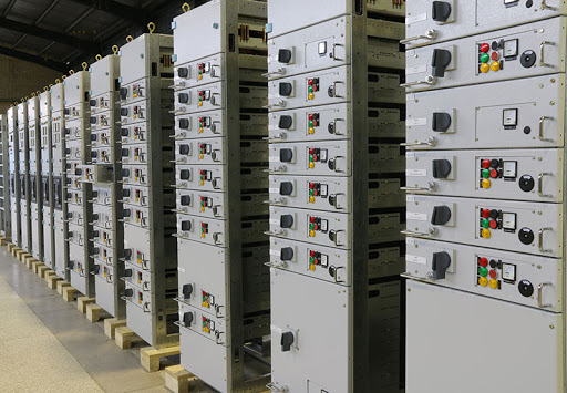switchgear and transformer
