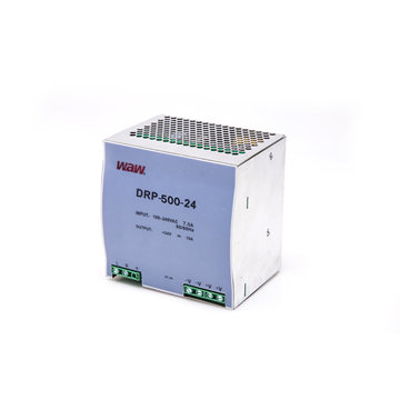 Fonte de alimentação do interruptor de 500W 24V 20A com proteção do curto-circuito