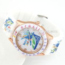 Модные подростковые спортивные часы дешевые силиконовые часы