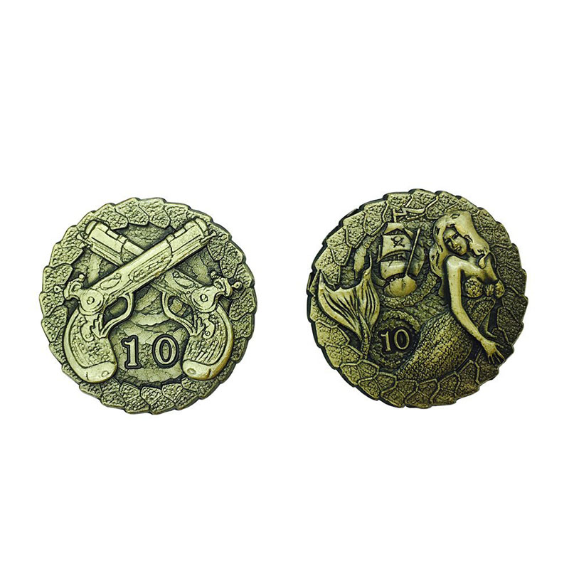 Pirate Variety Adventure Coin