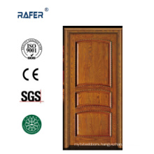 Cheap 100% Walnut Solid Wooden Door (RA-N034)