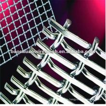 Malla de alambre soldada galvanizada con precio competitivo en tienda (proveedor)