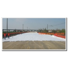 Thermal Bonded Non-woven Geotextile For Road Railway Tunnel Canal Projects
