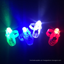 luz pingente de anel