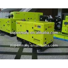 3 generador diesel de la fase 30kw con el dosel, ATS