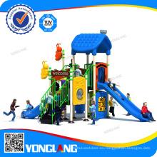 2014 Hit Productos de Creative y multifuncional parque infantil al aire libre, Yl-E016