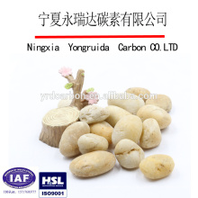 Good quality cobble stone river stone pebble stone for water treatment