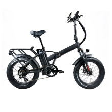 Bicicleta fat e plegable 20 x 4.0