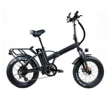 Bicicleta fat e plegable 20 x 4.0