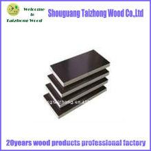 Película preta enfrentou madeira compensada (núcleo de madeira)