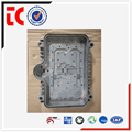 Natrual precision custom made aluminum electronic cover die casting