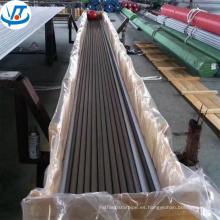 Precio de fábrica del tubo del acero inoxidable 904l / del tubo de acero inoxidable