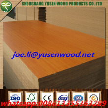 12mm Good Price Melamined/Laminated MDF 16mm MDF 18mm MDF