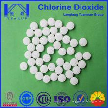 Désinfectant à base de chloro-dioxyde / Granulés au chlore