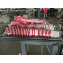 Máquina de contagem e embalagem de copo descartável de dupla linha LH-450