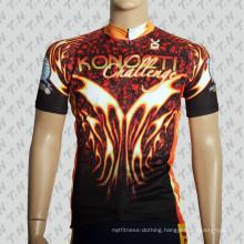 Personlized Sporrtswear Short Sleeve Bicycle Wear